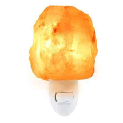 מנורת מלח טבעי מהרי ההימלאיה