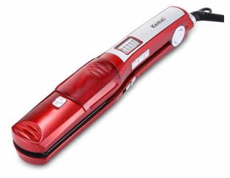 מחליק שיער קרמי בטכנולוגיית STEAM - מקורי עם ברקוד אחריות