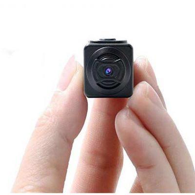 מצלמה נסתרת זעירה עם חיישן ראיית לילה