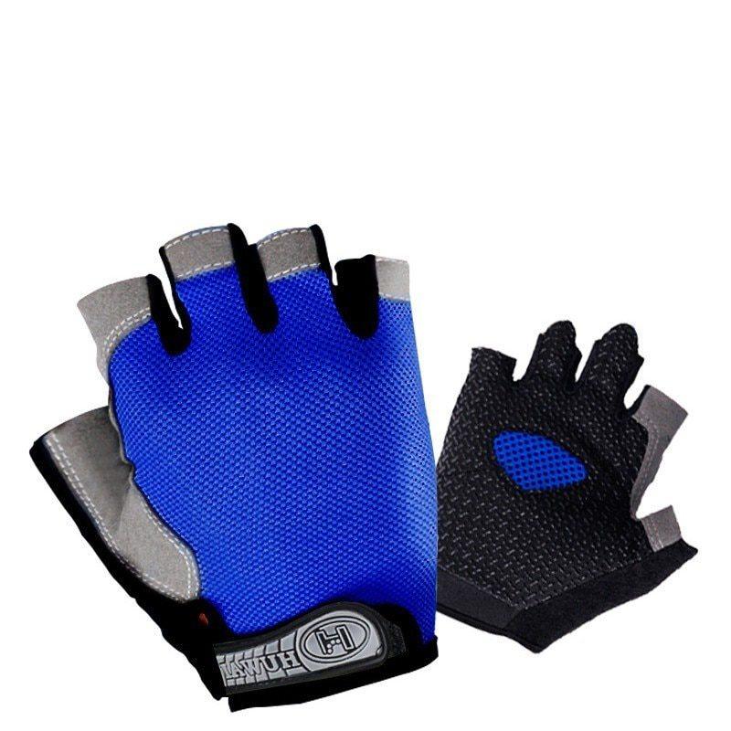 כפפות אימון כחול