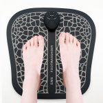 כרית עיסויי רגליים חשמלית ממריצת שרירים וזרימת דם