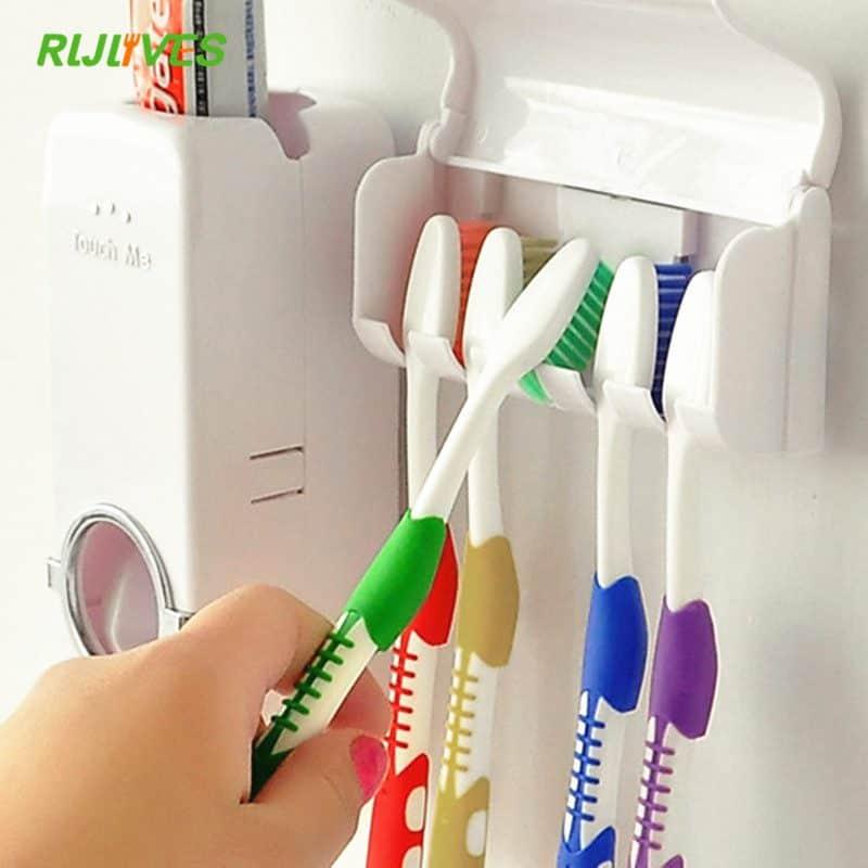 מתקן אוטומטי למשחת שיניים 4