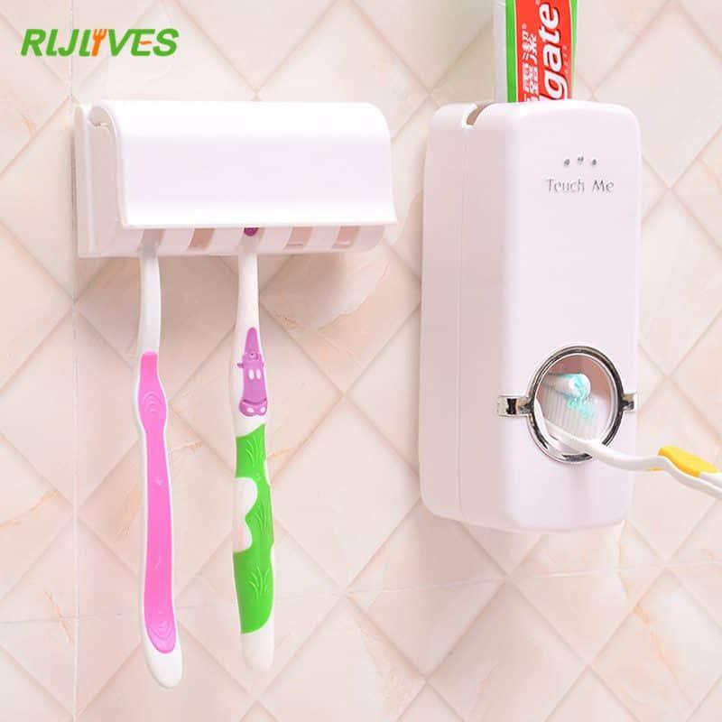מתקן אוטומטי למשחת שיניים 3
