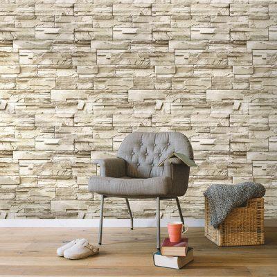 מדבקות טפט לקיר 3D - עיצוב לבית