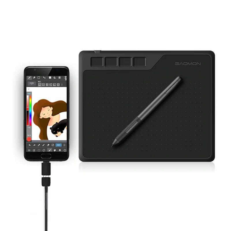 פד ציור דיגיטלי מקצועי למחשב ולפלאפון