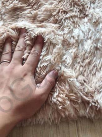 עובי שטיח בז