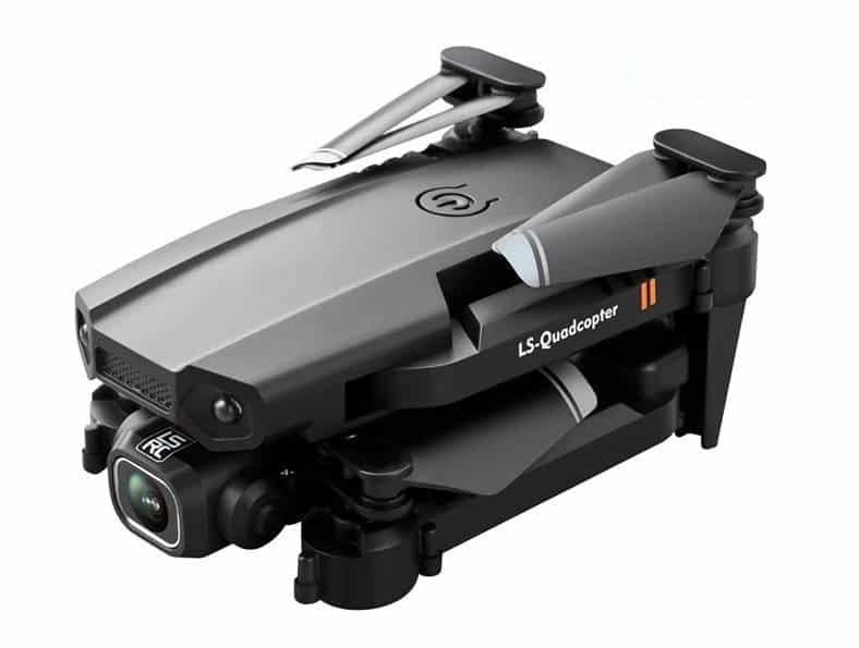 רחפן מצלמה כפולה באיכות UHD - 4K