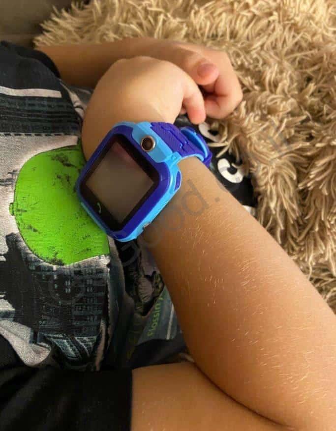 שעון לילד