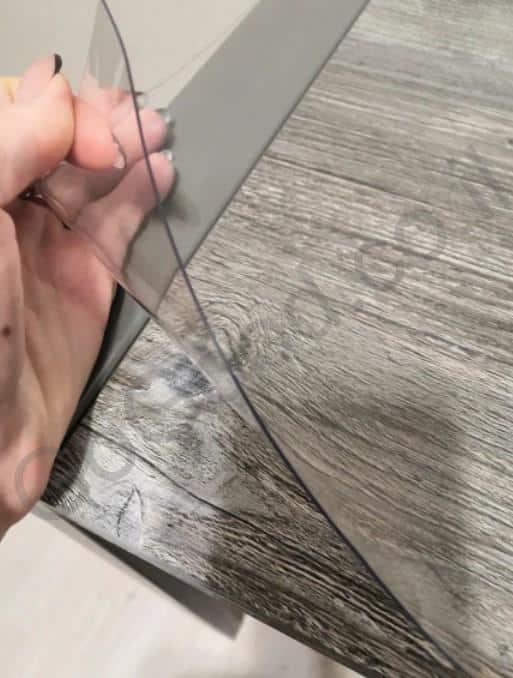משטח סיליקון לשולחן עבודה